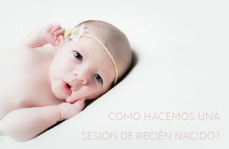 Sesiones de recién nacido en Coruña