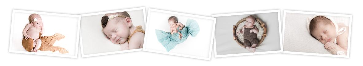 Sesión de fotos de recién nacido por Viéndote Crecer Fotografía Infantil Creativa