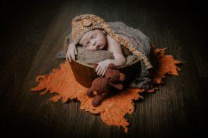 Fotos de recién nacido en Coruña: Martín
