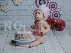 La sesión de smashcake de Lara de Camariñas