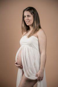 La sesión de embarazo de Martina de Carballo