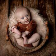 Las fotos de bebé en Camelle de Blas