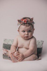 La sesión de bebé en Camariñas de Jimena
