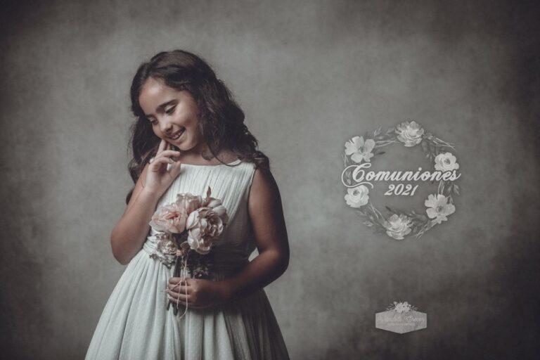 Comuniones 2021 en Viéndote Crecer Fotografía Infantil en la Costa da Morte