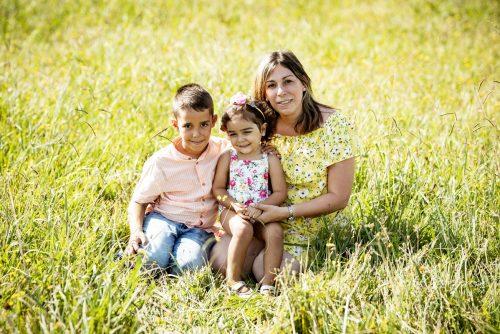 Sesión de fotos de familia por Viéndote Crecer Fotografía Infantil en la Costa da Morte