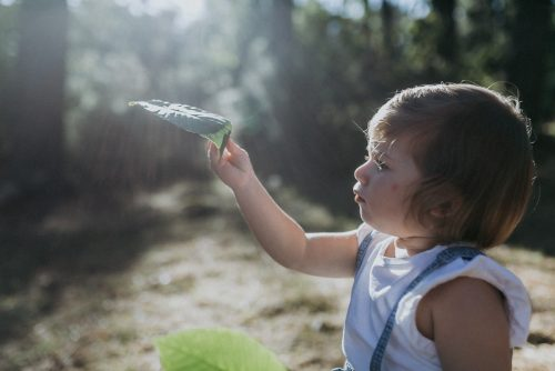 Sesión infantil por Viéndote Crecer Fotografía Infantil en la Costa da Morte