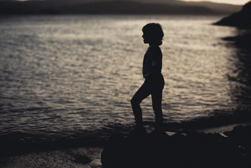 """Sesión de fotos de """"Mis 9 años"""" por Viéndote Crecer Fotografía Infantil en la Costa da Morte"""